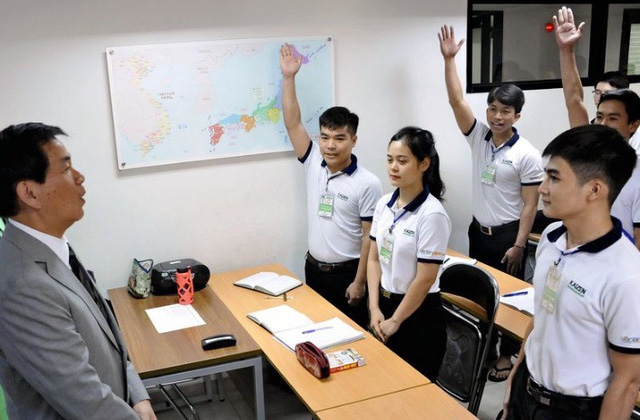 Các địa phương Nhật Bản tăng tốc cuộc chiến tranh giành người lao động Việt - Ảnh 1.