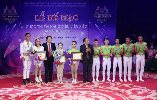 Cuộc thi Tài năng diễn viên Xiếc toàn quốc 2018: Xiếc Việt đã có nhiều bứt phá - Ảnh 1.