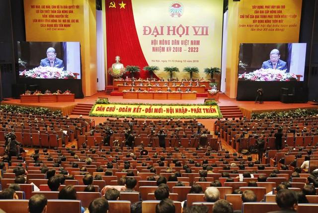 Toàn văn Bài phát biểu của Tổng Bí thư, Chủ tịch nước tại Đại hội Hội Nông dân - Ảnh 3.