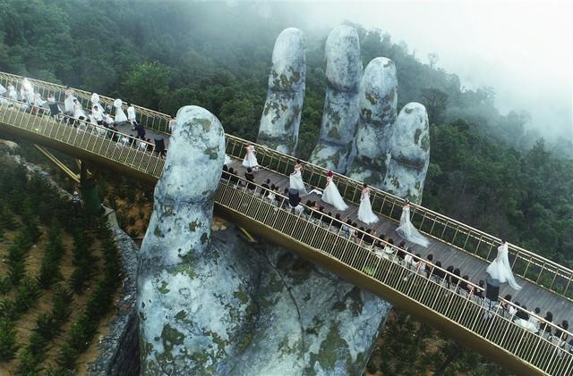 Đà Nẵng đặt mục tiêu đạt 8,19 triệu lượt khách tham quan, du lịch đến thành phố - Ảnh 1.