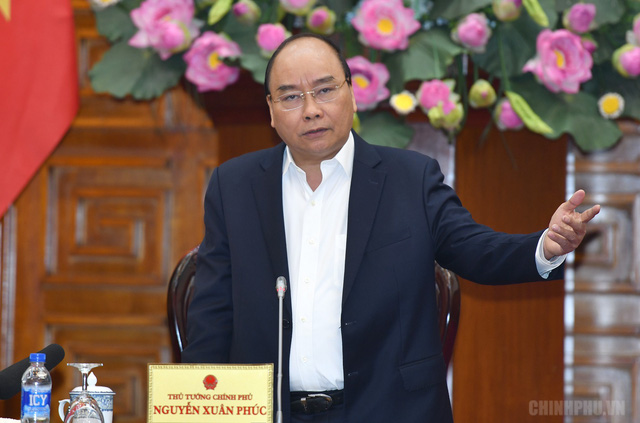 Thủ tướng Nguyễn Xuân Phúc phát triển nhanh và bền vững ở Việt Nam theo hướng phát huy nguồn lực đất nước - Ảnh 1.
