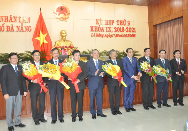 Đà Nẵng có tân Phó Chủ tịch UBND thành phố   - Ảnh 2.