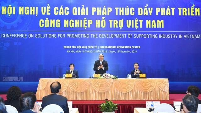 Ngành Công nghiệp phụ trợ Việt Nam cần tinh thần làm việc như HLV Park Hang-seo - Ảnh 1.