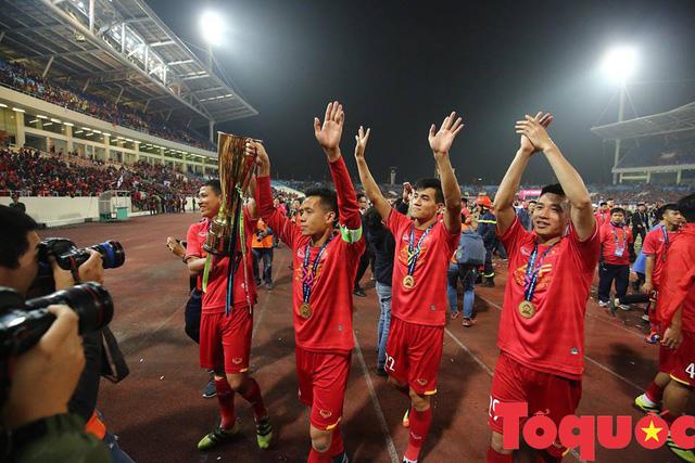 Sức nóng thầy trò HLV Park Hang- seo vẫn lan tỏa: 4.200 vé online trận Việt Nam – Triều Tiên bán chỉ sau 30 phút   - Ảnh 1.