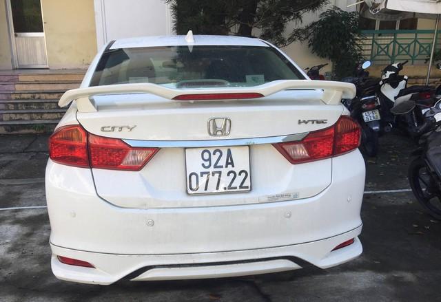 Thuê ô tô đi từ Hội An ra Đà Nẵng bán ma túy - Ảnh 1.