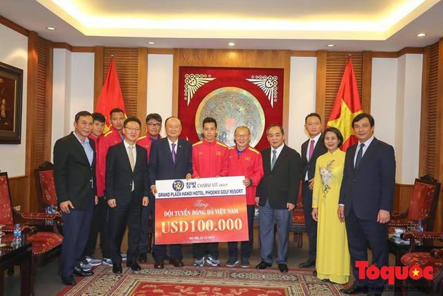 Đại sứ Hàn Quốc: Nhờ có HLV Park Hang-seo mà Việt Nam và Hàn Quốc đã trở thành một gia đình - Ảnh 2.