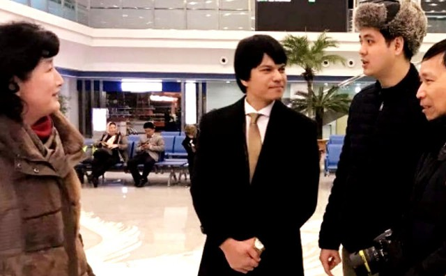 Cầu thủ Triều Tiên háo hức được đá giao hữu với tuyển quốc gia Việt Nam - Ảnh 2.