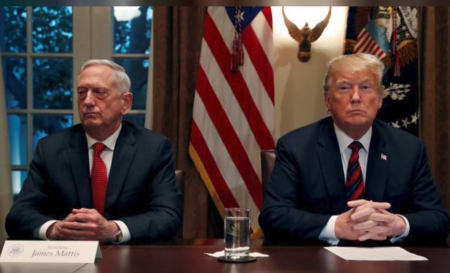 Ông Trump phản ứng dữ dội: Giải mã người thay quyền Bộ trưởng Quốc phòng Mattis - Ảnh 1.