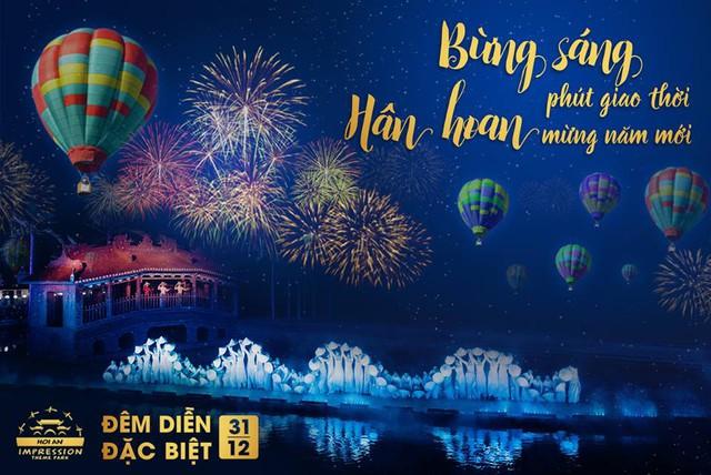 3.000 cây đèn lồng, khí cầu rực rỡ và một đêm pháo hoa thắp sáng miền di sản - Ảnh 1.