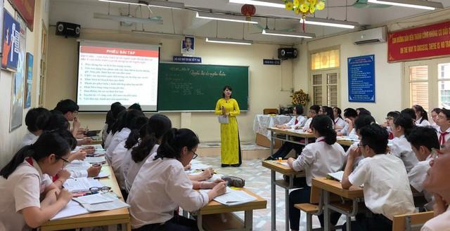 Hà Nội: triển khai giải thưởng Nhà giáo Hà Nội tâm huyết, sáng tạo lần thứ 3 - Ảnh 1.