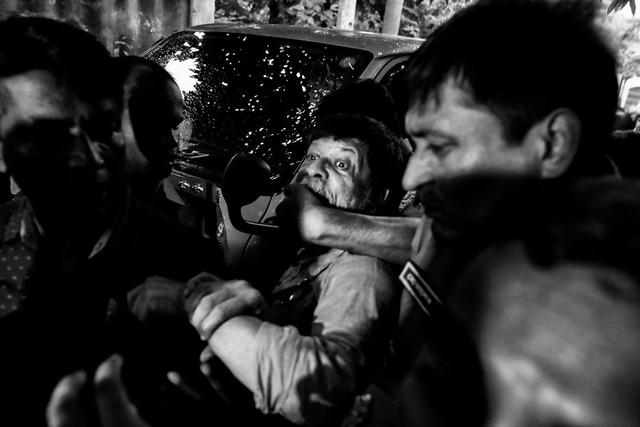 14 bức ảnh báo chí khiến toàn thế giới chấn động trong năm 2018 - Ảnh 1.