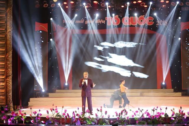 NSND Quang Thọ: Vang mãi giai điệu Tổ Quốc là chương trình có tính chất giáo dục và nghệ thuật cao, quy tụ những ca sĩ tên tuổi - Ảnh 1.