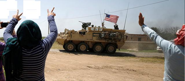 Nga, Trung Quốc chạy đua lấp chỗ trống do Mỹ rút quân khỏi Syria và Afghanistan - Ảnh 2.