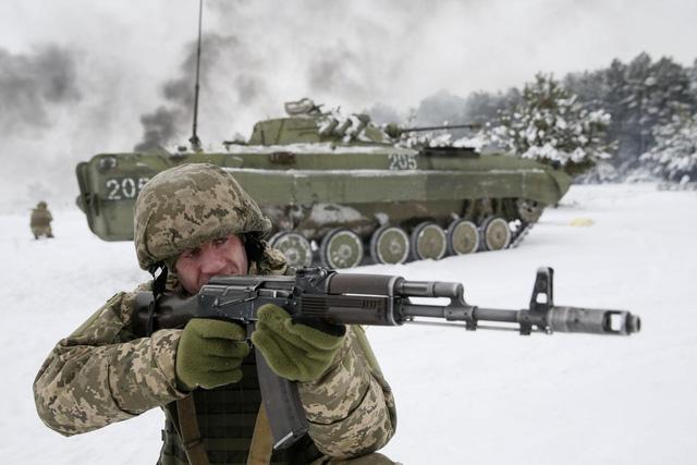 Khủng hoảng Kerch giữa Nga – Ukraine: Mỹ tung lối đi riêng? - Ảnh 1.