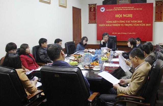 Làng Văn hóa - Du lịch các dân tộc Việt Nam: Tổng kết công tác năm 2018  - Ảnh 1.