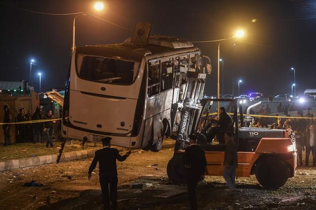 Sở Du lịch TP HCM sang Ai Cập hỗ trợ nhóm du khách bị đánh bom - Ảnh 2.