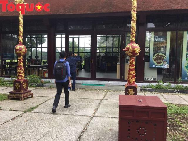 Du khách tiếc nuối khi dự án triệu đô Đi tìm Hoàng Cung đã mất tạm ngừng hoạt động - Ảnh 3.