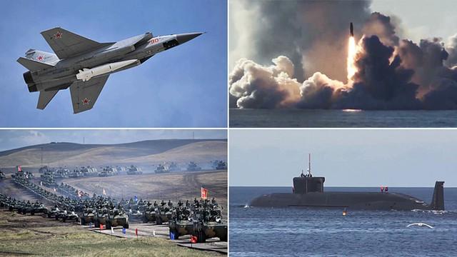 Đáng gờm quân sự Nga 2018: Sự thật không thể từ chối - Ảnh 1.