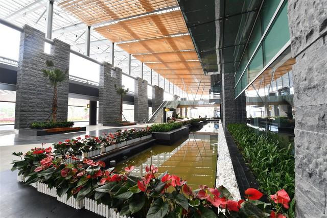 Những dịch vụ đẳng cấp quốc tế chỉ có tại sân bay quốc tế Vân Đồn - Ảnh 1.
