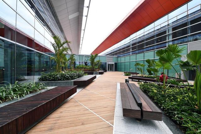 Những dịch vụ đẳng cấp quốc tế chỉ có tại sân bay quốc tế Vân Đồn - Ảnh 2.
