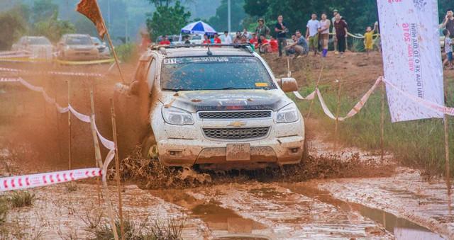 Sắp khởi tranh giải Ô tô địa hình Năm Du lịch quốc gia 2018 Hạ Long – Quảng Ninh - Ảnh 1.