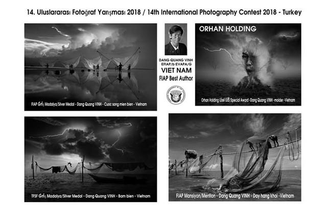 Việt Nam thắng lớn tại giải thưởng nhiếp ảnh quốc tế Thổ Nhĩ Kỳ - Ảnh 1.