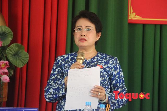 Sau kỷ luật, nguyên Phó bí thư Tỉnh ủy Đồng Nai Phan Thị Mỹ Thanh nhận công việc mới - Ảnh 1.