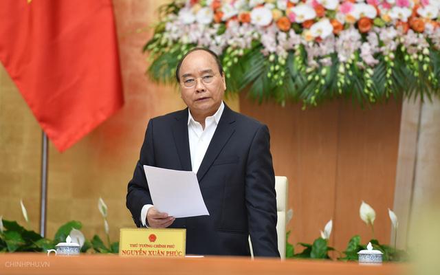 Thủ tướng: Thành lập tổ công tác đặc biệt để tập trung xử lý một số vụ việc nổi cộm - Ảnh 1.
