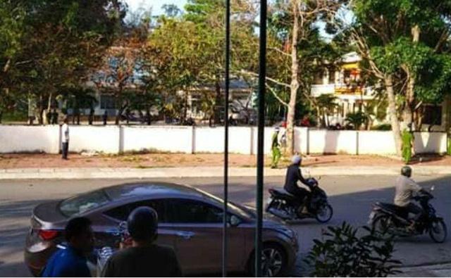 Hé lộ nguyên nhân vụ nữ Phó chủ tịch HĐND phường bị bắn chết - Ảnh 1.