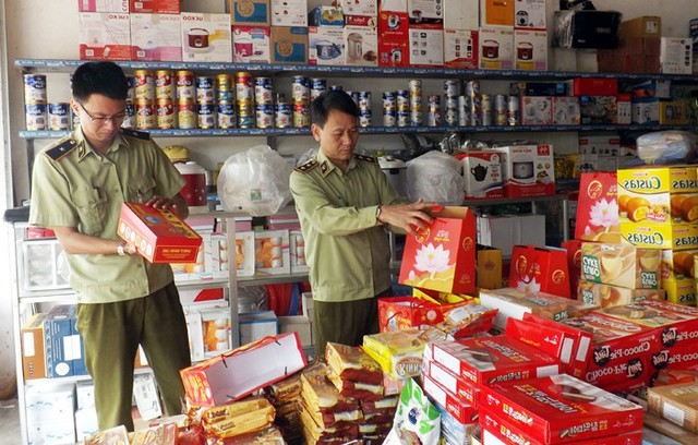 Ban Chỉ đạo 389 tăng cường chống buôn lậu, gian lận thương mại dịp Tết Kỷ Hợi 2019 - Ảnh 1.