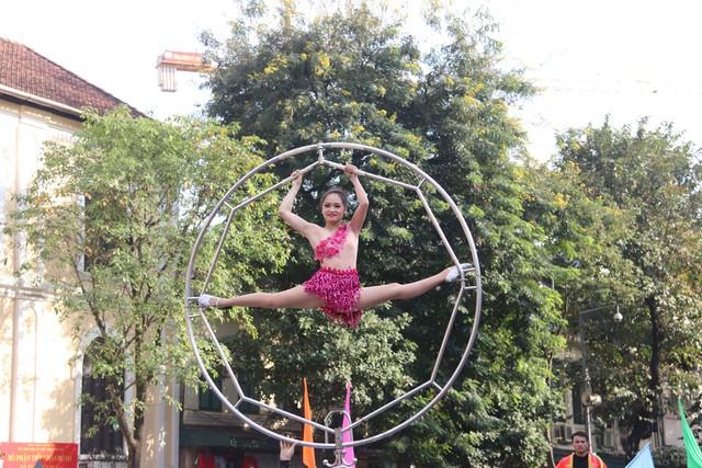 Tìm kiếm tài năng trẻ cho nghệ thuật xiếc Việt - Ảnh 3.