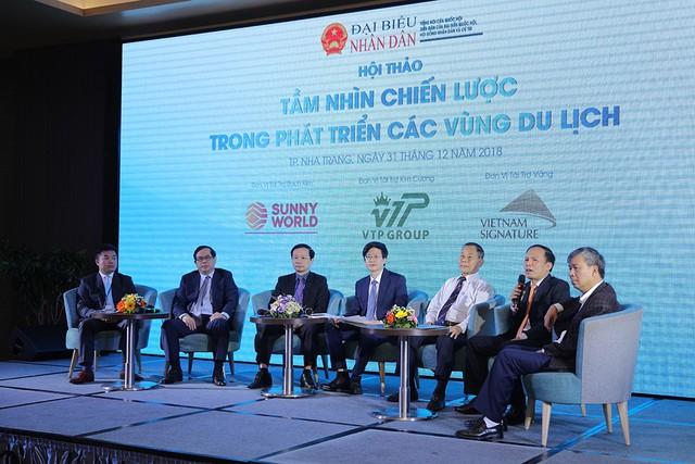 Doanh nghiệp chung tay xây dựng mục tiêu phát triển Năm du lịch quốc gia 2019 - Ảnh 2.