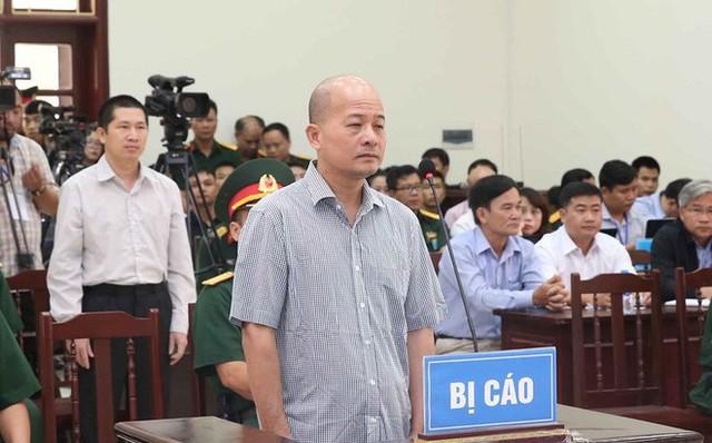 Những vụ đại án được đưa ra xét xử trong năm 2018 - Ảnh 4.
