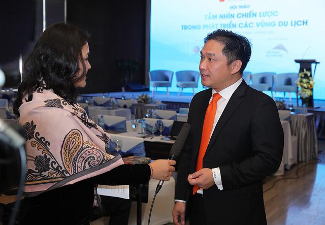 Doanh nghiệp chung tay xây dựng mục tiêu phát triển Năm du lịch quốc gia 2019 - Ảnh 3.