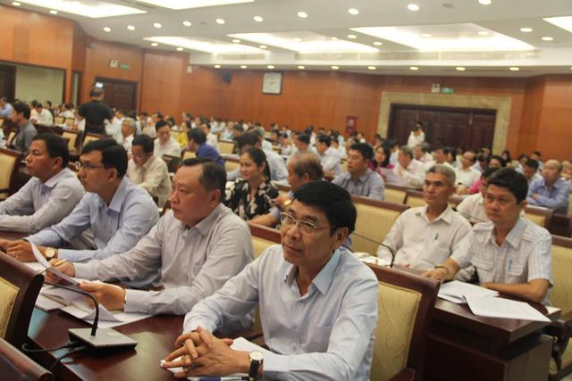 TP HCM lấy phiếu tín nhiệm cán bộ ở kỳ họp thứ 12 HĐND TP - Ảnh 3.