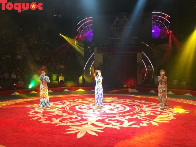 Khai mạc cuộc thi Tài năng diễn viên xiếc Việt Nam 2018 - Ảnh 7.