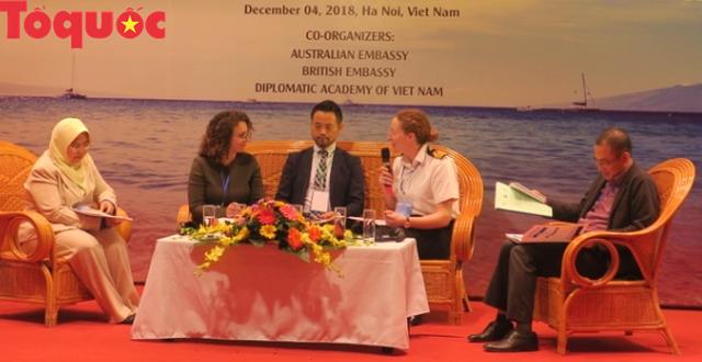 Thúc đẩy hợp tác an ninh biển ở Biển Đông - Ảnh 1.