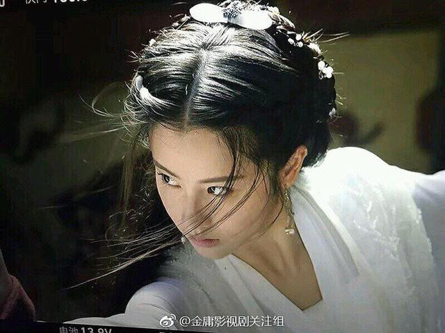 Thần điêu đại hiệp 2018 tung poster tạo hình, Tiểu Long Nữ bị dìm hàng thê thảm - Ảnh 2.