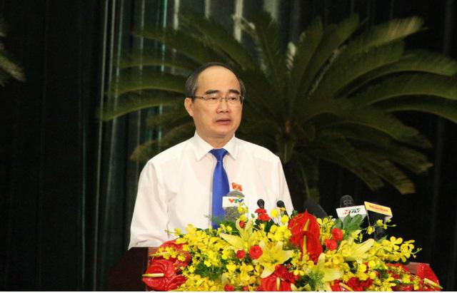 Đã làm việc với lãnh đạo 5 nhiệm kỳ UBND TP HCM về Thủ Thiêm - Ảnh 1.