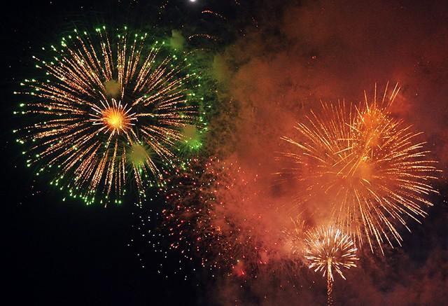 Tối 15/12 sẽ bắn pháo hoa tại Hạ Long hưởng ứng Năm Du lịch Quốc gia 2018 - Ảnh 1.