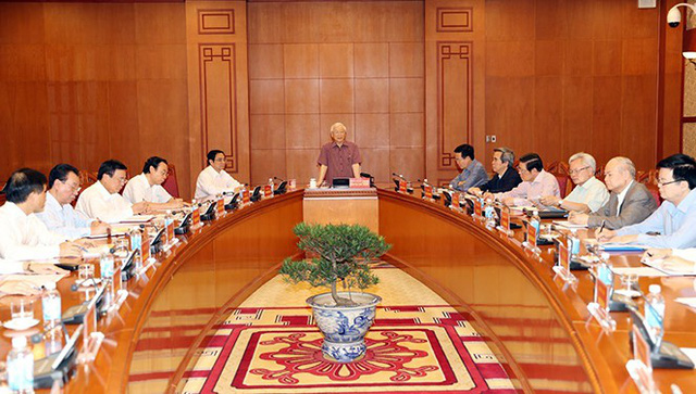 Tổng Bí thư, Chủ tịch nước Nguyễn Phú Trọng: Sẽ kế thừa cái gì, phát triển cái gì và cái mới của lần này là gì? - Ảnh 1.