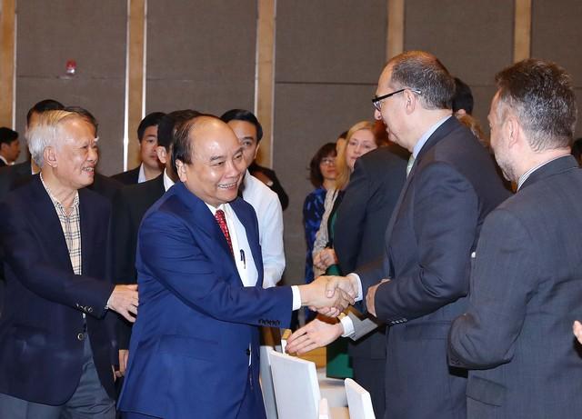 Thủ tướng: Việt Nam luôn cháy mãi khát vọng thịnh vượng, mục tiêu sẽ gia nhập nhóm các quốc gia có thu nhập cao trên thế giới - Ảnh 3.