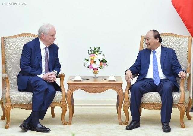 Giáo dục và đào tạo là một trong những ưu tiên trong quan hệ hợp tác Việt Nam-Hoa Kỳ - Ảnh 1.