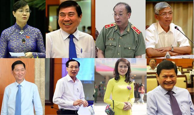 Phó chủ tịch TP HCM Nguyễn Thị Thu có tín nhiệm thấp nhất - Ảnh 1.