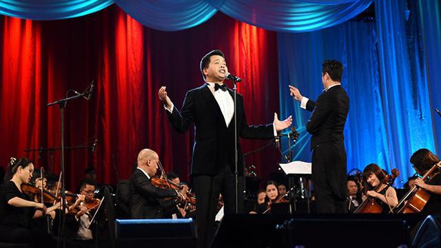 NSƯT Đăng Dương: Hồi hộp và mong chờ được hát mở màn Vang mãi giai điệu Tổ Quốc 2019 - Ảnh 1.