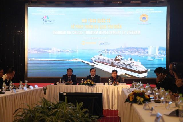 Việt Nam phải trở thành một quốc gia mạnh về  biển, giàu từ biển - Ảnh 2.