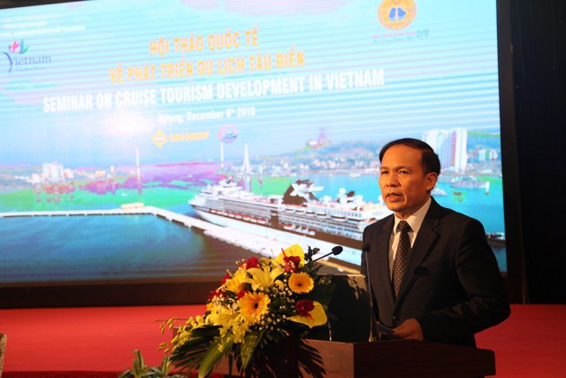 Việt Nam phải trở thành một quốc gia mạnh về  biển, giàu từ biển - Ảnh 1.