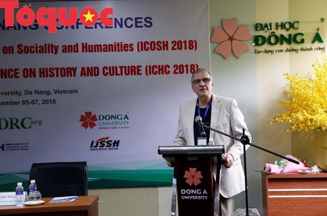 """Chuỗi hội thảo khoa học quốc tế chủ đề """"Xã hội và Nhân văn"""" lần thứ 7, """"Lịch sử và Văn hóa"""" lần thứ 5, năm 2018 - Ảnh 2."""