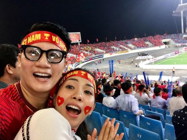 Sao Việt vui với chiến thắng của đội tuyển bóng đá Việt Nam vào chung kết AFF Cup - Ảnh 6.