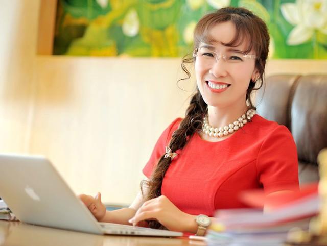 Top 100 phụ nữ quyền lực nhất thế giới 2018 điểm danh một bóng hồng Việt  - Ảnh 1.
